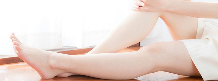 ムダ毛処理などが原因のポツポツ毛穴を改善。